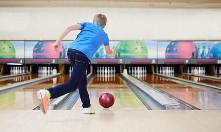 2, 4 ou 6 parties de bowling à partager, dès 7,50 € au Bowling Nice Acropolis