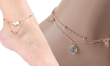 Bracelets de cheville de la marque Victorias Candy