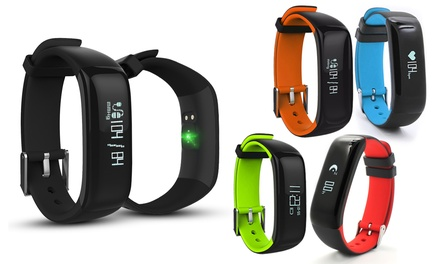 Bracelet sport / Tracker activité Bluetooth   fréquence cardiaque et pression artérielle