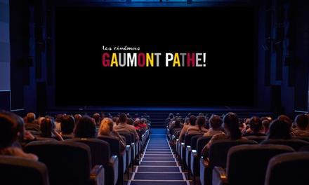 1 ou 2 places pour les cinémas Gaumont et Pathé valables jusquau 30 novembre 2018 pour films en 2D dès 8,70 €